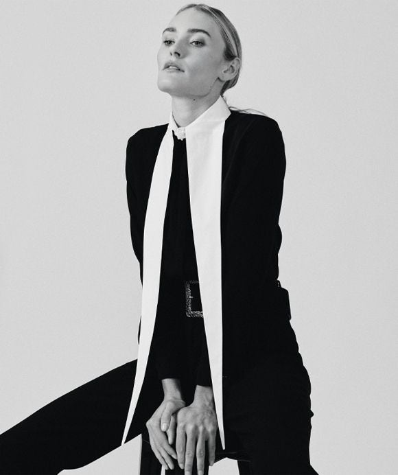 Discover Designer Anne Fontaine's Collection of Elegant Accessories