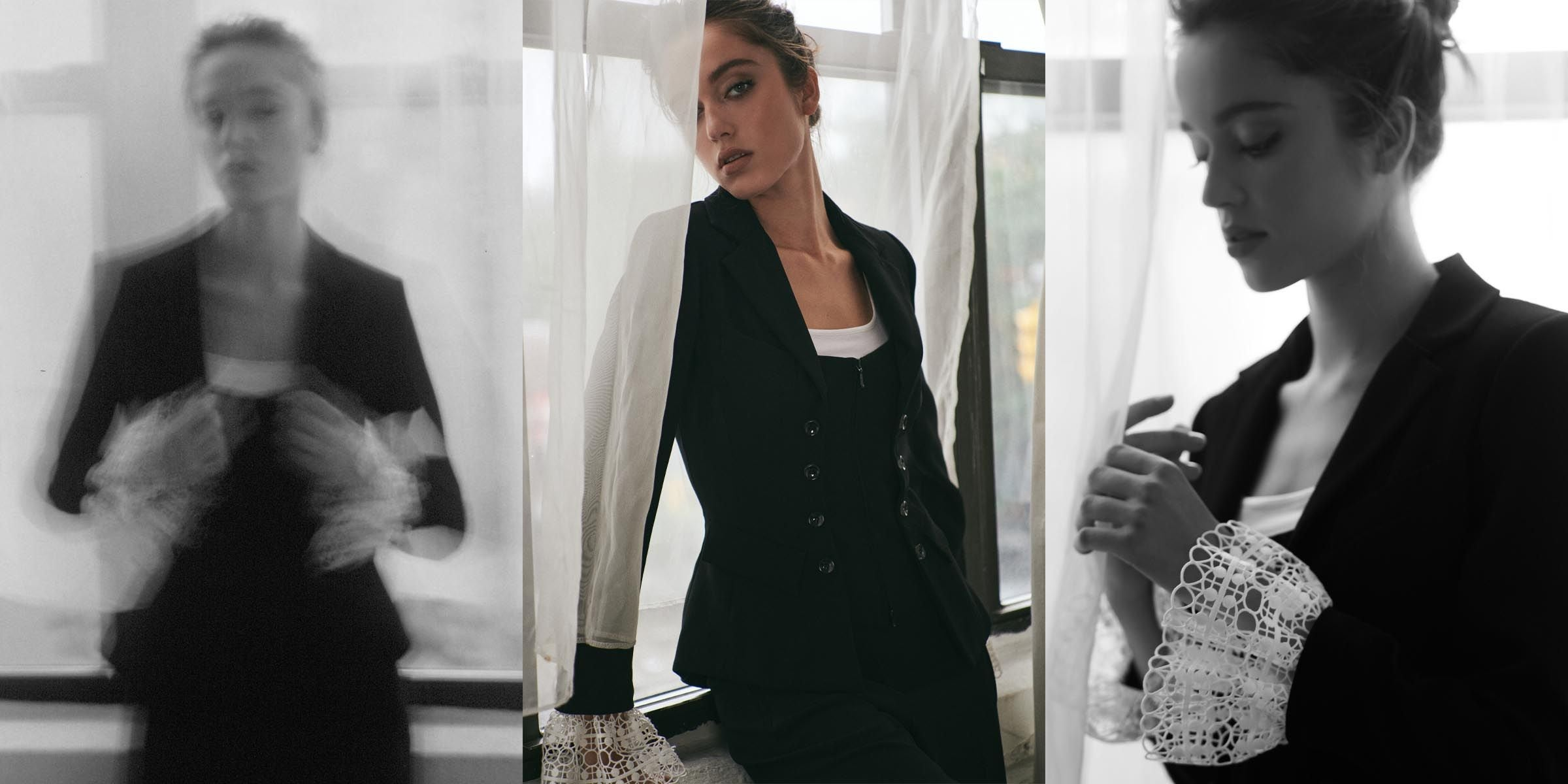 Explore The  New Anne Fontaine Fall-Winter 2021 Collection