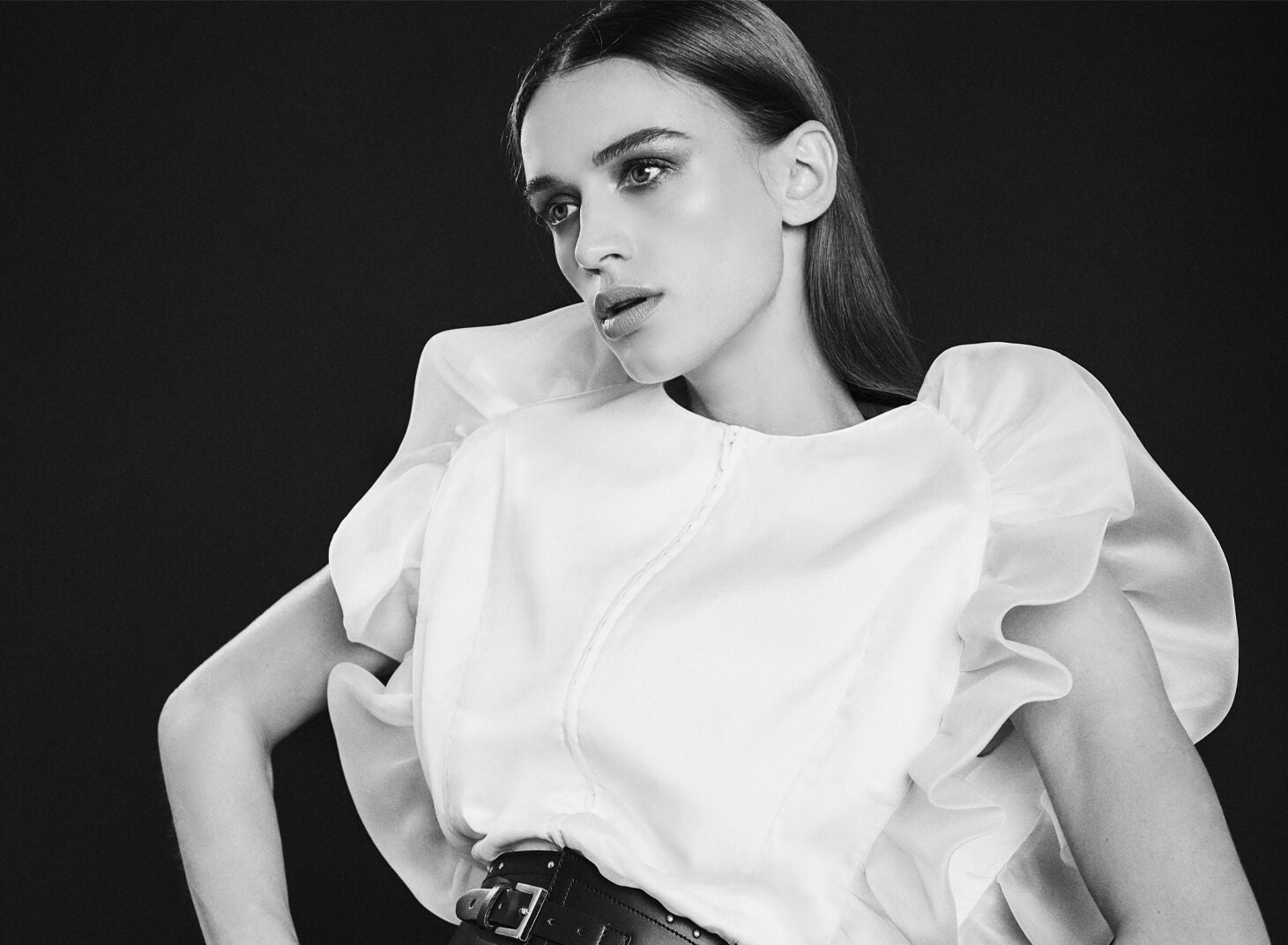 Explore the curated edit from designer Anne Fontaine featuring exquisite styling to prepare you for your next night out